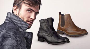 Richard Gordon - neu bei GISY Schuhe!