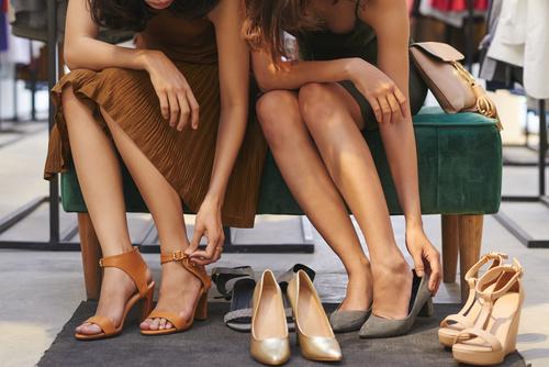 Gute Schuhe sollten von Anfang an passen