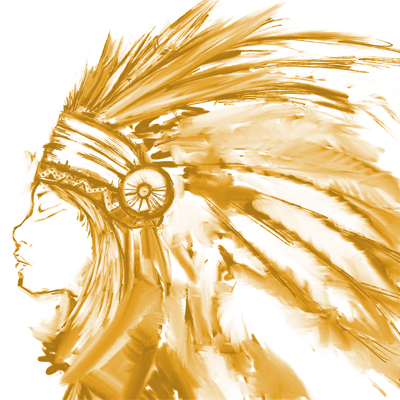 indianer_gold_sketch